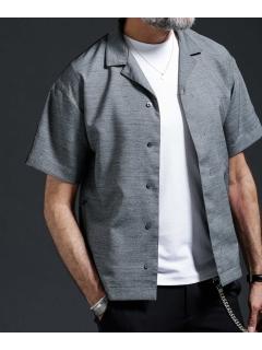 【Will Lounge】WLGオープンカラーシャツSS