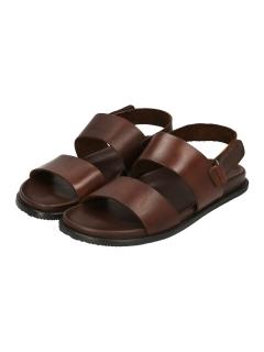 【The Sandals Factory】別注ストラップレザーサンダル