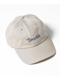 【BRIXTON】別注WEELIELPCAP
