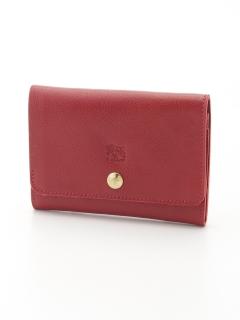 【IL BISONTE】二つ折り財布