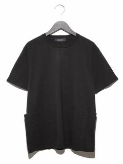 :ヘビーオンスサイドポケットTシャツSS