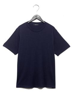 :クールマックスカノコクルーネックTシャツSS