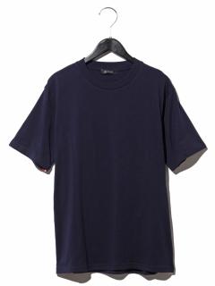:オーガニックサイドテープTシャツSS