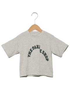 【THE PARK SHOP】BROKEN COLLEGE TEE