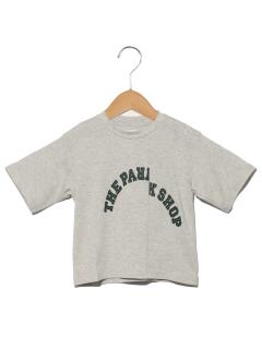 【THE PARK SHOP】BROKEN COLLEGE TEE