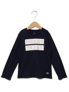【Dickies】プリントL/S-Tシャツ