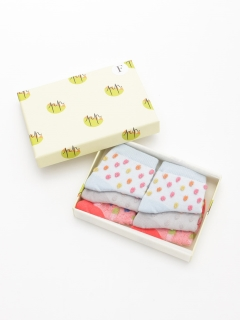 【petites pattes】3D Dots(Box F)