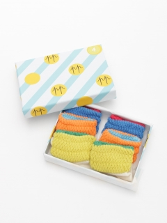 【petites pattes】Soft Ankles(YELLOW4)