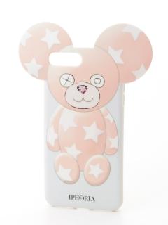 IPHORIATEDDY WHITE STARS iPhone7PLUS/8PLUSケース