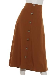 リネンセットアップスカート