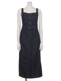 Lugnoncureサロペットスカート
