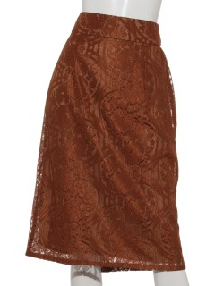 Moniqueレースタイトスカート