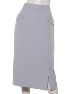 オックスストライプスカート