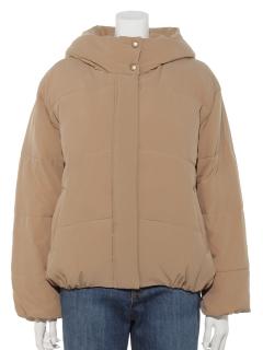 Lugnoncure中綿ショートジャケット