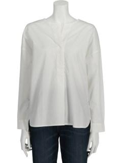 Lugnoncureタイプライタースキッパーシャツ