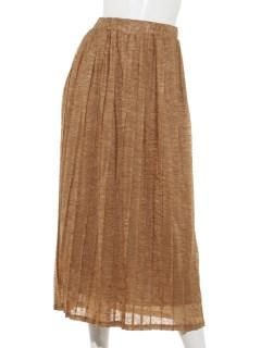 Lugnoncureプリーツスカート
