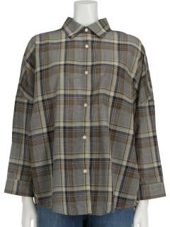 Lugnoncure80ローンリラックスシャツ