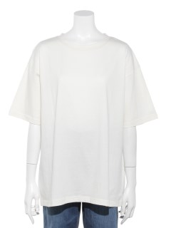 Lugnoncureイタリア糸天竺ビッグTシャツ SS