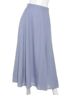 Lugnoncure綿麻フレアスカート