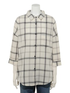 Lugnoncureドルマンシャツ 7S