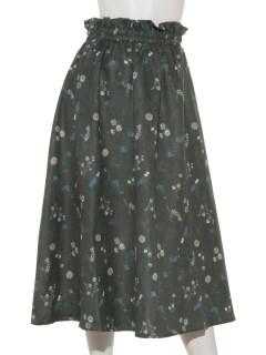 フェイクスエードアソートスカート