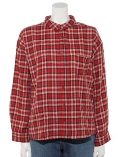 柄アソートシャーリングシャツ
