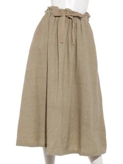 TSUHARUギャザースカート