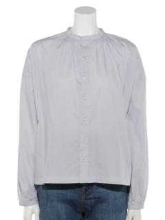 sm2rhythmギャザーシャツ