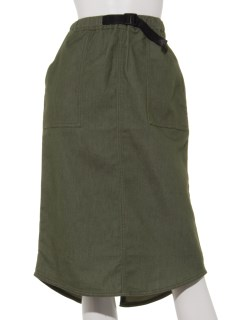 ■バンテージデニムベイカースカート
