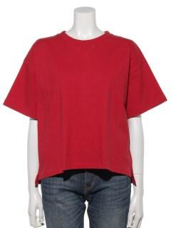 18/-OE綿 半袖Tシャツ