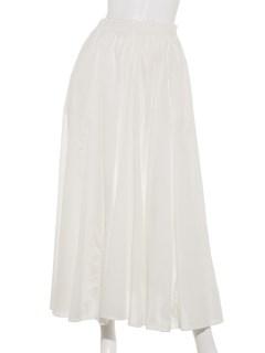 ボイルギャザースカート