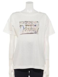 ジャム転写プリントTシャツ