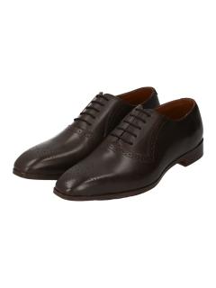 【London Shoe Make ≪Oxford and Derby≫】内羽根ハーフブローグマッケイ製法1007