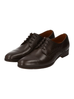 【London Shoe Make ≪Oxford and Derby≫】外羽根ステッチブローグマッケイ製法3008