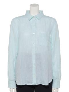【fredy emue】リネンレギュラーシャツ