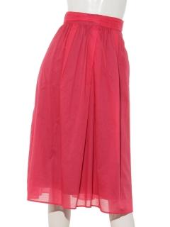 Gigi】綿ローンギャザースカート
