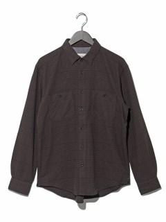 ブークレチェックシャツ