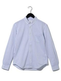DRY MASTER カノコボタンダウンシャツ