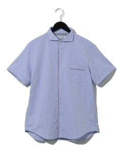 パイピングCW半袖シャツ