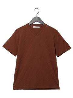 バイアスリンクスTシャツ