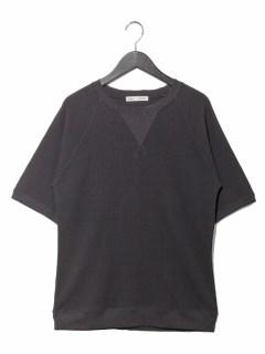 ワッフルラグランTシャツ