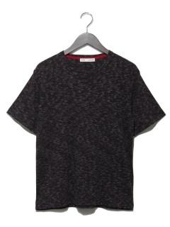 スラブワッフルTシャツ