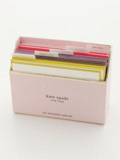 【KATE SPADE】ギフトカードセット