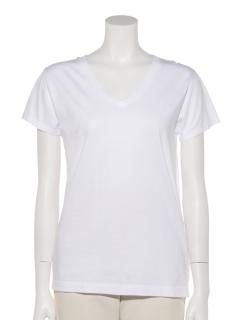 HANESレディース半袖Tシャツ