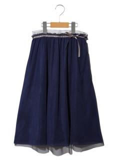 【レディース】チュールスカート