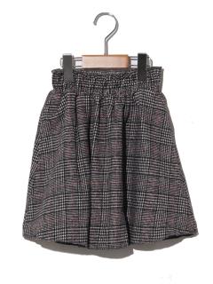 ハイウエストギャザースカート