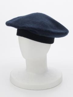 Rib Beret Cap
