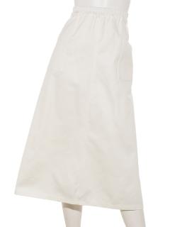 ツイルベイカーロングスカート