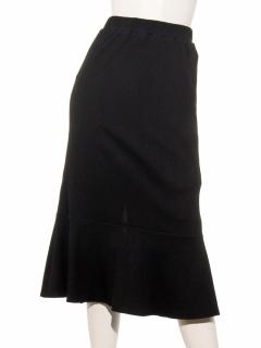 ロングスリットスカート