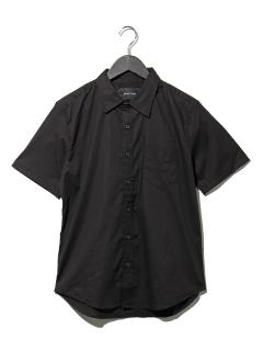 ストレッチブロード半袖シャツ